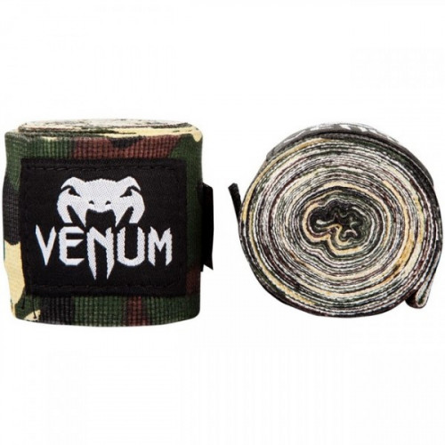 Боксерские бинты Venum Boxing Handwraps (0429-camo) Camo 4 м